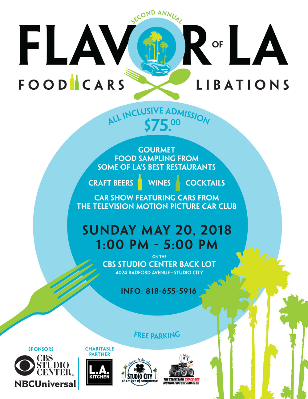 Flavor of LA: Gourmet food sampling from some of LA's best restaurants